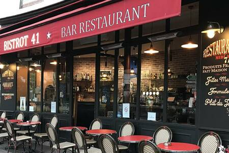 Le Bistrot 41, Bar Issy-les-Moulineaux Issy #0