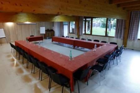 Hôtel Restaurant La Poste, Salle de location Autrans  #0