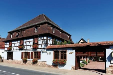 Hôtel-Restaurant Le Cerf, Salle de location Marlenheim  #0