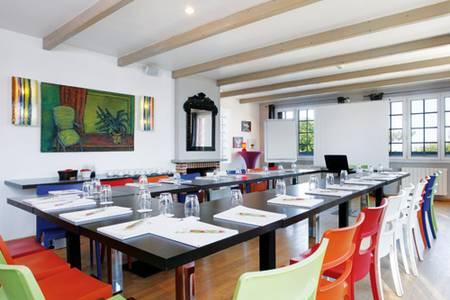 Hôtel-Restaurant Le Cise, Salle de location Ault  #0