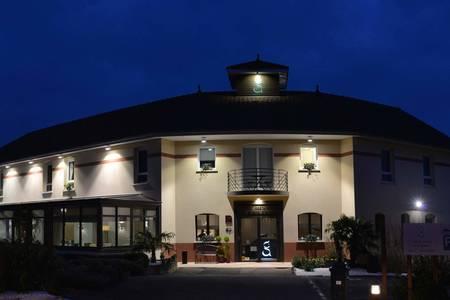 Hôtel Restaurant Les Grains D'Argent, Salle de location Dizy  #0