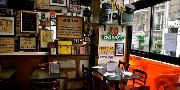 Au Petit Parisien, Bar Paris Vaugirard #0