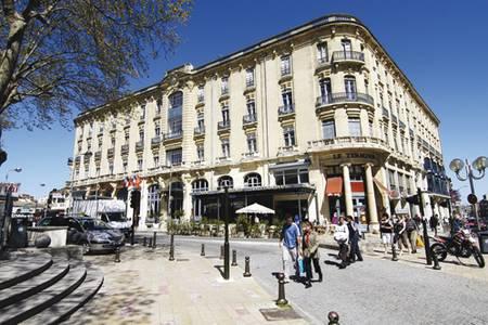 Hôtel Terminus, Salle de location Carcassonne  #0