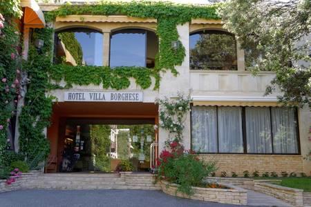 Hôtel Villa Borghese, Salle de location Gréoux-les-Bains  #0