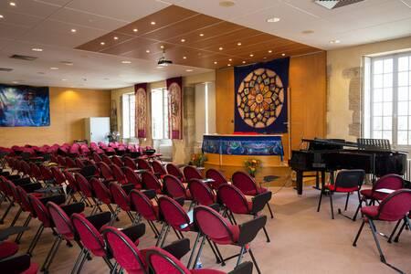 Hôtellerie Saint Yves, Salle de location Chartres  #0