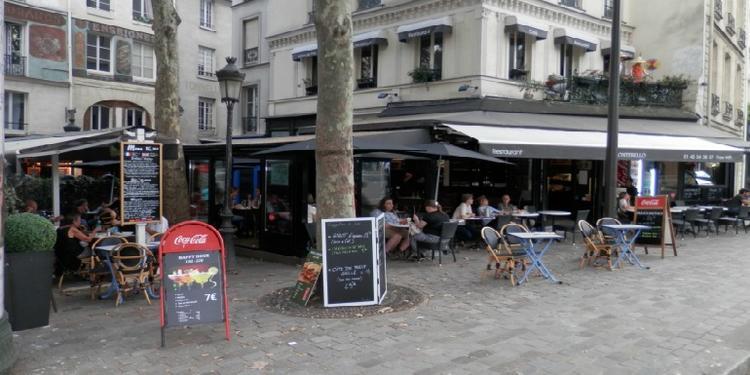 Le Montebello, Bar Paris Saint-Germains-des-Près #0