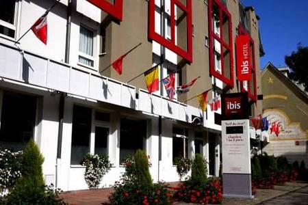 Ibis Mulhouse Ville Gare Centrale, Salle de location Mulhouse  #0