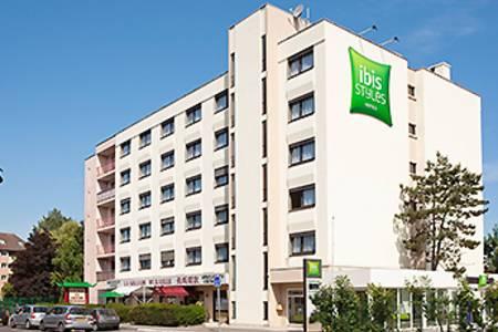 Ibis Styles Annemasse Geneve, Salle de location Ambilly  #0
