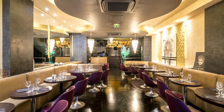 Le M Georges, Restaurant Paris Champs Elysées #0