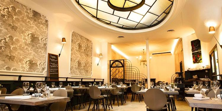 AG Restaurant Les Halles, Restaurant Paris Châtellet-Les Halles #0