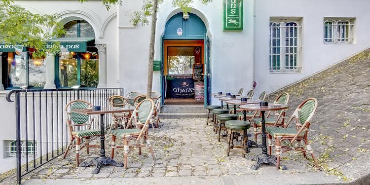 Le Corcoran's Sacré Coeur, Bar Paris Montmartre #0