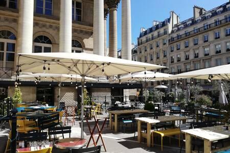 Chai Brongniart (privatisation complète), Salle de location Paris Bourse #0