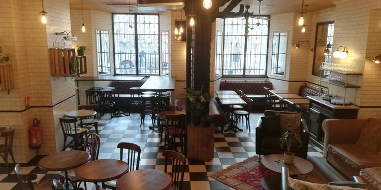 Chai Brongniart, Salle de location Paris Bourse #0