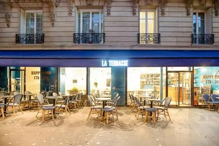 La Terrasse, Bar Paris Republique #0