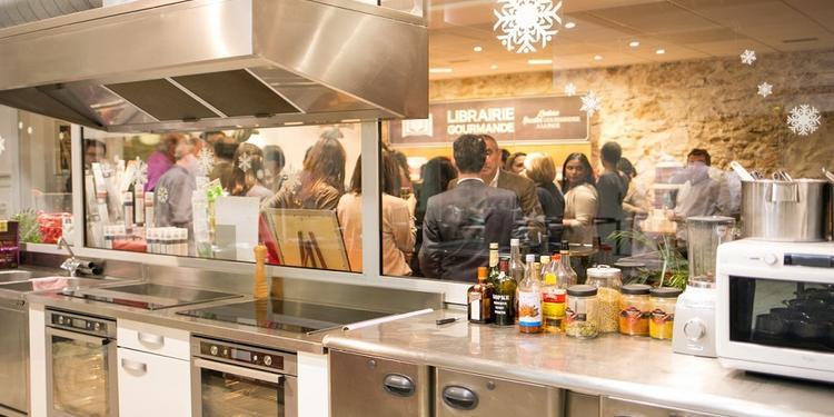 L'Atelier Des Chefs Penthievre, Restaurant Paris 8e Arrondissement de Paris #0