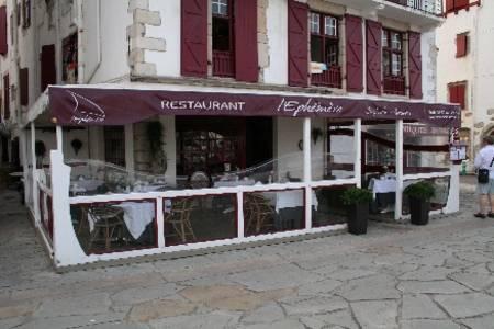 L'Ephémère, Restaurant Ciboure  #0
