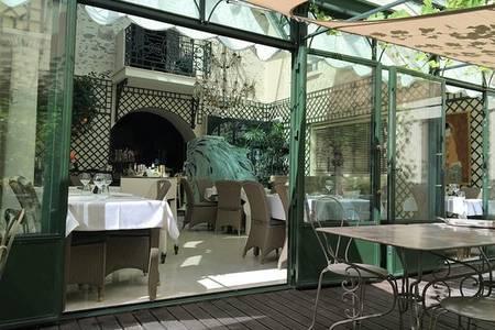 L'Orangerie Les Trois Roys, Restaurant Rambouillet  #0