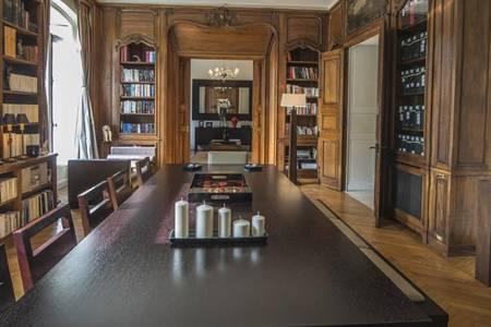 La Bibliothèque, Salle de location Paris Chaillot #0