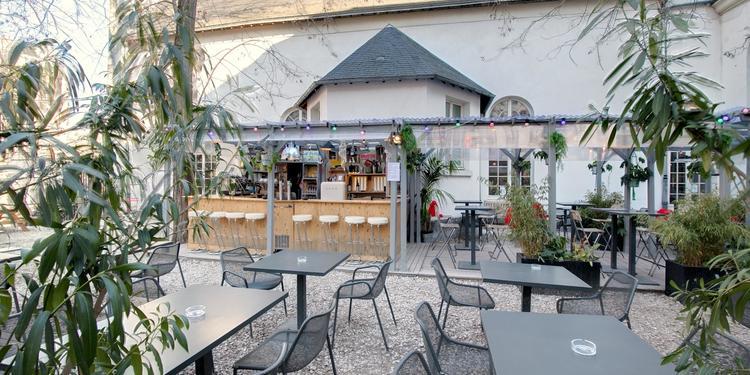 Le Café A, Bar Paris Canal Saint Martin #0
