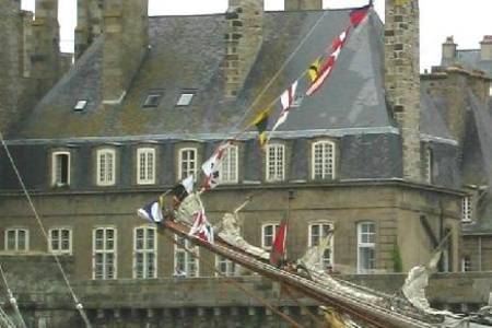 La Demeure De Corsaire, Salle de location Saint-Malo  #0