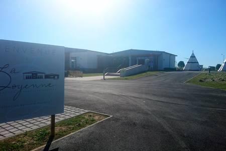 La Doyenne Réception, Salle de location Tagnon  #0