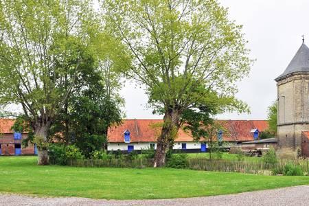 La Ferme De L'Abbaye, Salle de location Clairmarais  #0