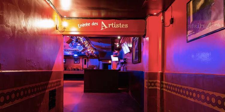 Le Globo, Bar Paris République #0