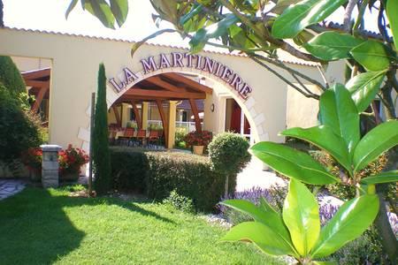 La Martinière, Salle de location Montélier  #0