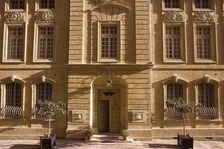 La Mirande, Salle de location Avignon  #0