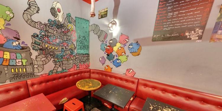 Le Nul Bar Ailleurs, Bar Paris Bastille #0