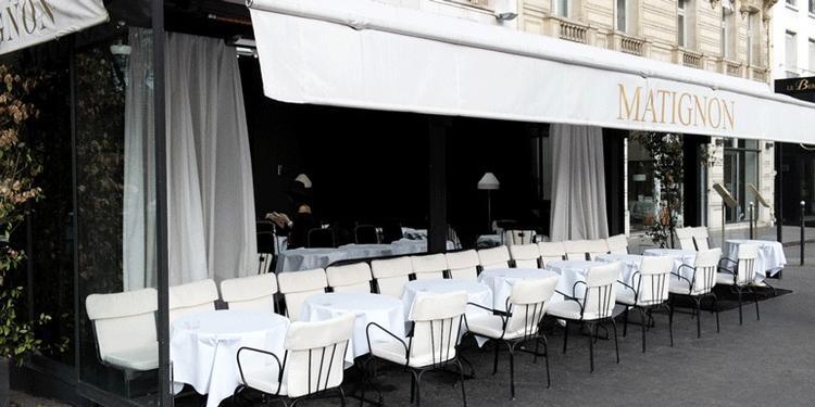 Le Restaurant Matignon, Restaurant Paris Montaigne #0