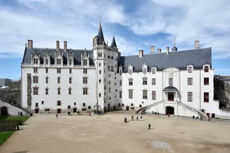 Le Château Des Ducs De Bretagne, Salle de location Nantes  #0