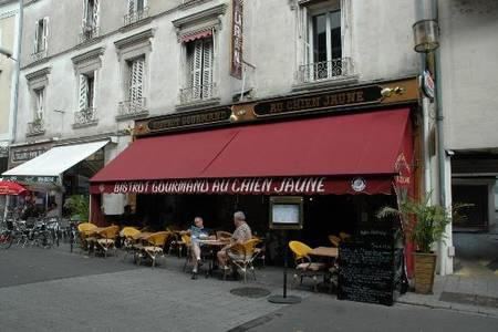 Le Chien Jaune, Restaurant Tours  #0