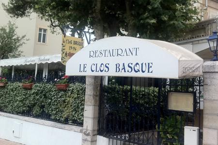 Le Clos Basque, Restaurant Biarritz  #0