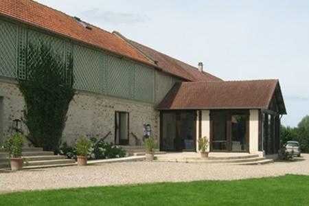Le Domaine De Brunel - La Bergerie, Salle de location Aincourt  #0