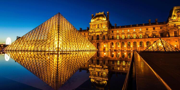 Le Grand Louvre, Restaurant Paris  #0