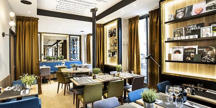Le Bistro de l'Arc, Restaurant Paris Charles de Gaulle Etoile  #0