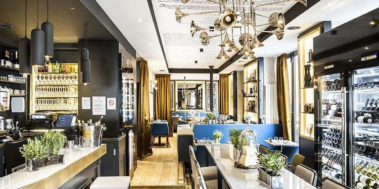 Le Bistro de l'Arc, Restaurant Paris Charles de Gaulle Etoile #1