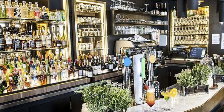 Le Bistro de l'Arc, Restaurant Paris Charles de Gaulle Etoile #2