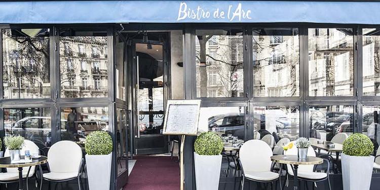 Le Bistro de l'Arc, Restaurant Paris Charles de Gaulle Etoile #4