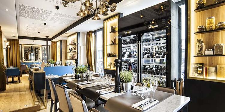 Le Bistro de l'Arc, Restaurant Paris Charles de Gaulle Etoile #5