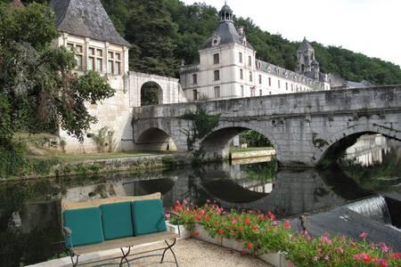 Le Moulin De L'Abbaye, Salle de location Brantôme  #0