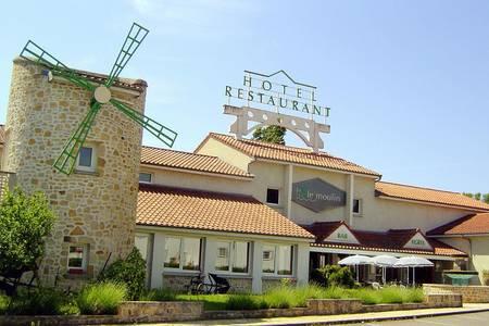 Le Moulin Des Gardelles, Salle de location Riom  #0