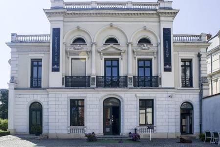 Le Pavillon Cg, Restaurant Reims  #0