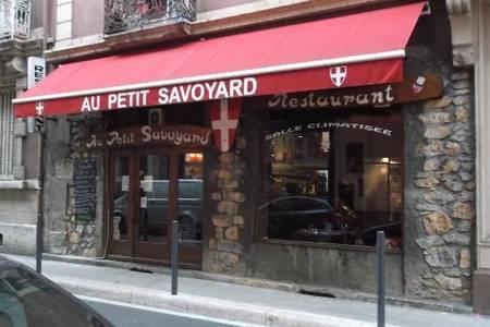Le Petit Savoyard, Restaurant Grenoble  #0