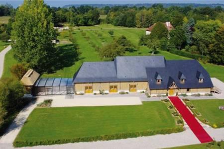 Le Pressoir De Tourgeville, Salle de location Tourgéville  #0