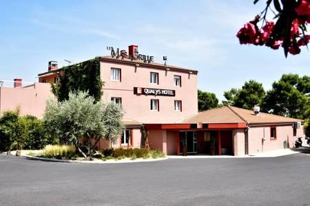 Le Qualys Hôtel Restaurant Le Mas De Grille, Salle de location Saint-Jean-de-Védas  #0