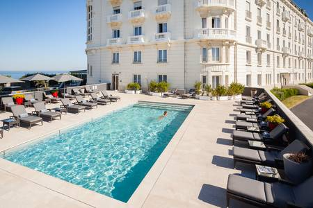 Le Regina Biarritz Hotel & Spa By Mgallery Collection, Salle de location Biarritz  #0