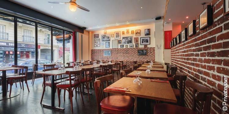 Le O'Friendly (Restaurant), Restaurant Paris Grands Boulevards #1