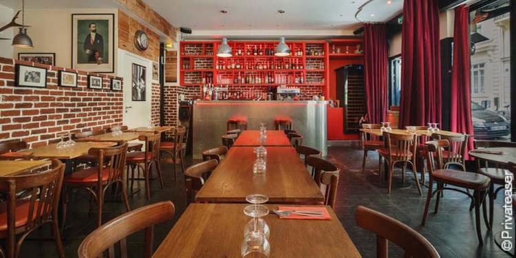Le O'Friendly (Restaurant), Restaurant Paris Grands Boulevards #2
